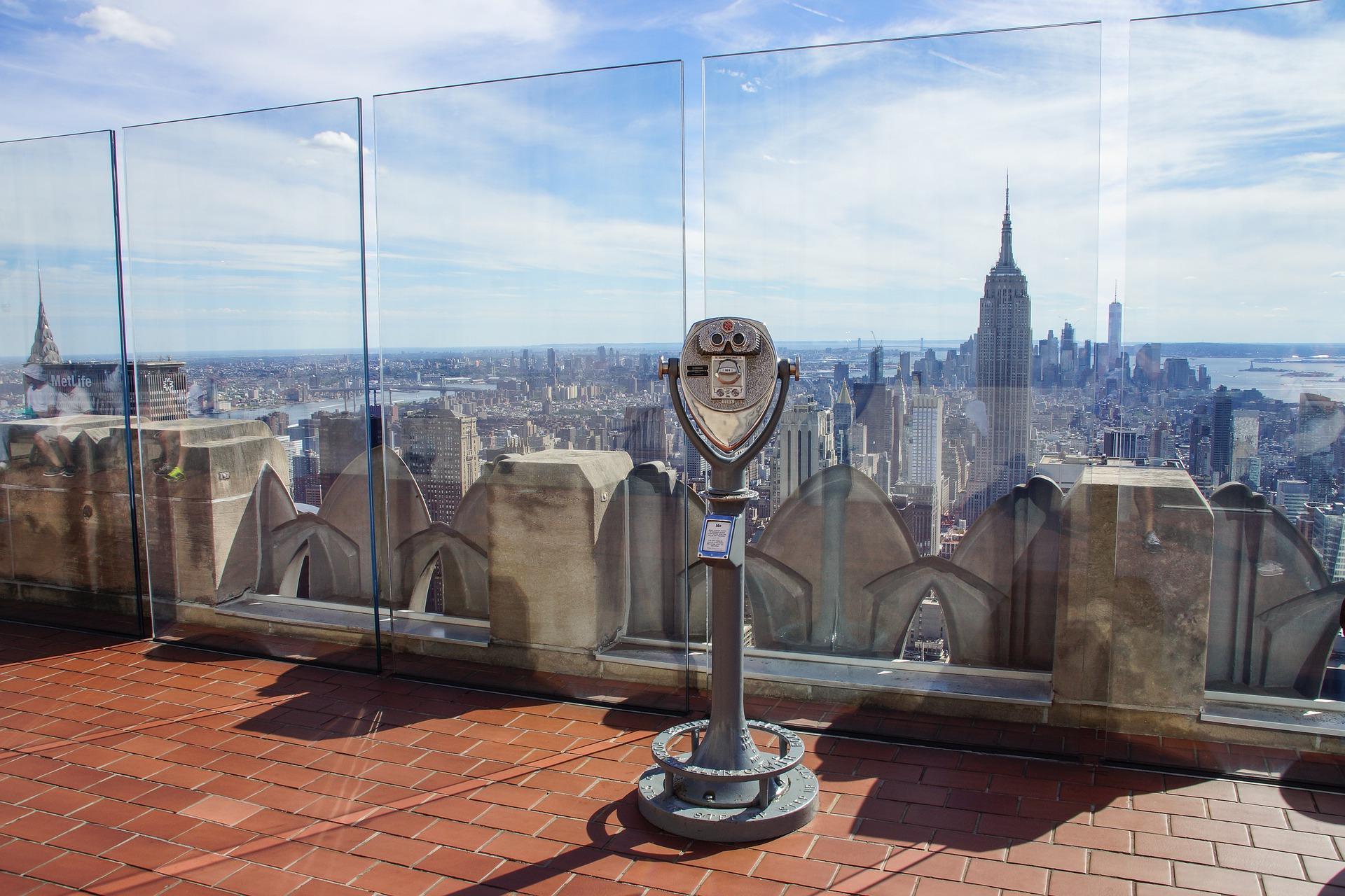Top of The Rock - Rockefeller Center